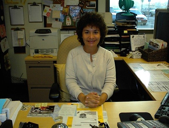 Mrs. Cruz