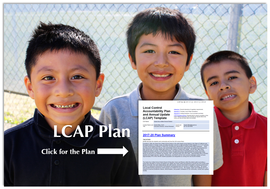 LCAP Plan-Click for the Plan