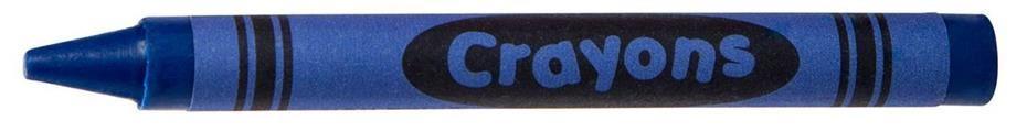 Blue Crayon