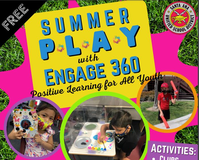 Summer P.L.A.Y with Engage 360 Program