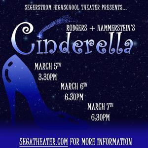 Cinderella the Musical poster