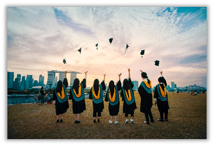 College and Career Picture of Students Graduating