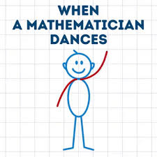 When Mathematicians Dance