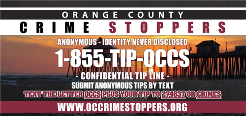 Police Services / Orange County Crime Stoppers