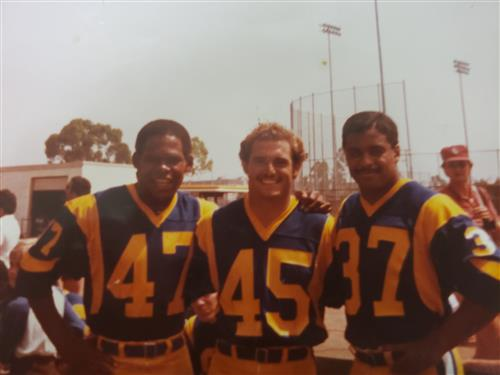 Rams Picture 1982