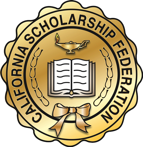 CSF Logo of a Gold Seal
