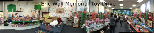 Eric Wall Memorial Toy Drive