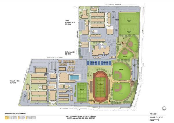 Athletics home sports complex complejo deportivo sports complex rendering 3 malvernweather Gallery
