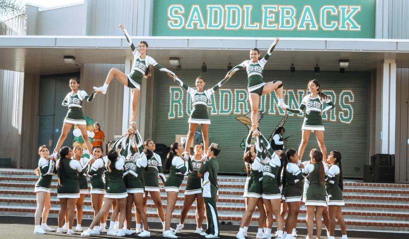 Saddleback High School / Overview