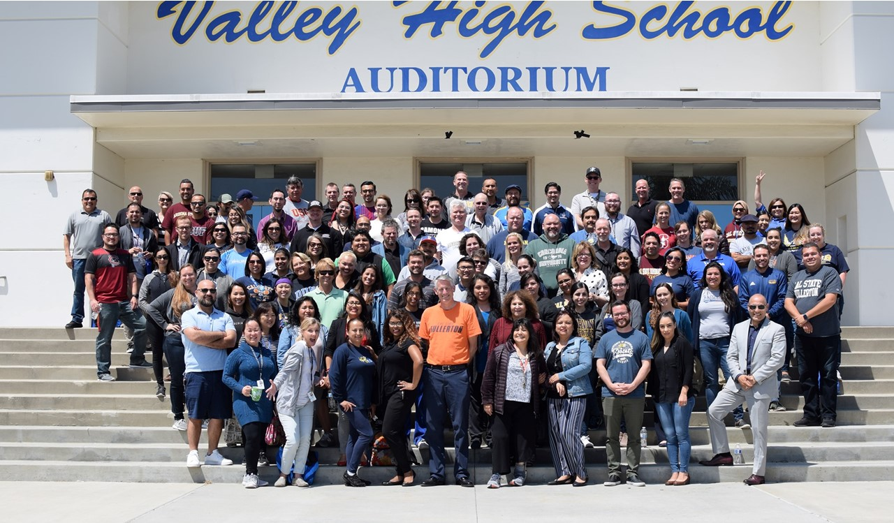 Valley High School / Overview