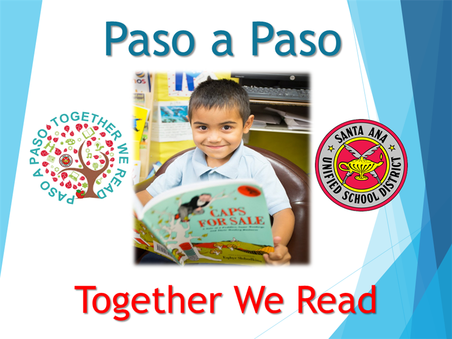 Paso a Paso Together We Read