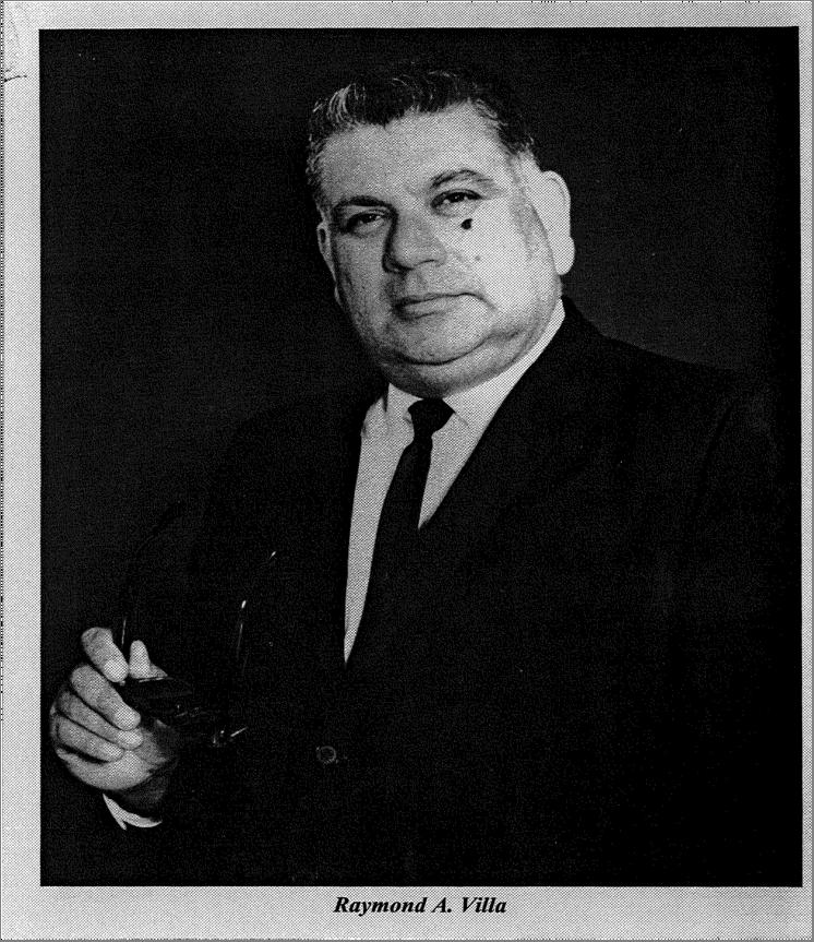 Raymond A. Villa