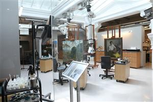 DC Restoration Lab, Smithsonian
