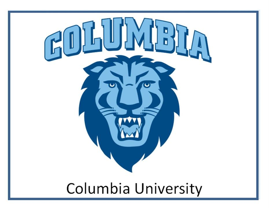 College of the Week - Columbia University