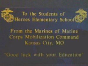 From Marines