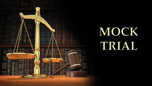 Image result for mock trial